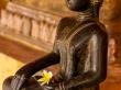 Y el Buda recoge su ofrenda, Vientiane