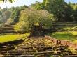 Ideal para maletas con ruedas, Vat Phou