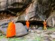 Los monjes también tienen derecho a hacerse book de fotos