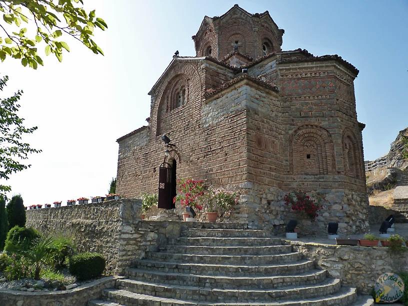 Pequeña ermita de Sveti Jovan Kaneo, Ohrid