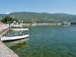 Orillas del lago Ohrid