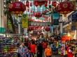 Las calles de Chinatown, Kuala Lumpur