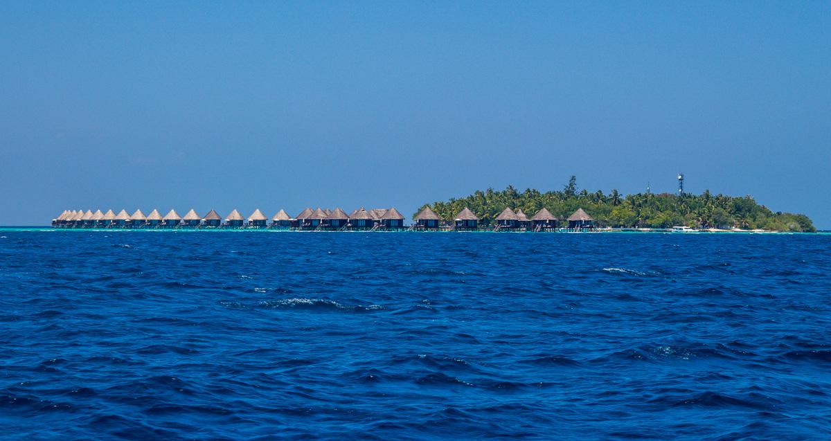 Resorts en Maldivas, estamos yendo