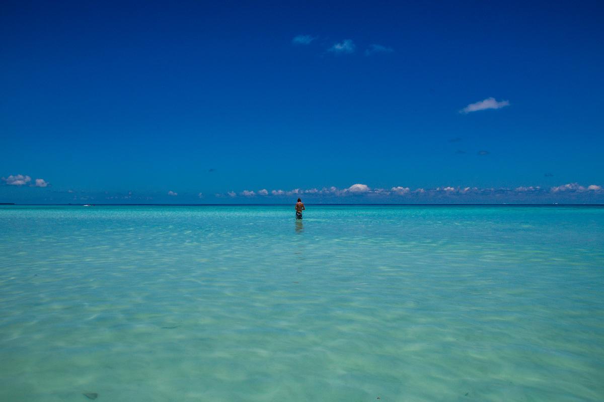 Por dónde empiezo a hacer snorkel? Gulhi