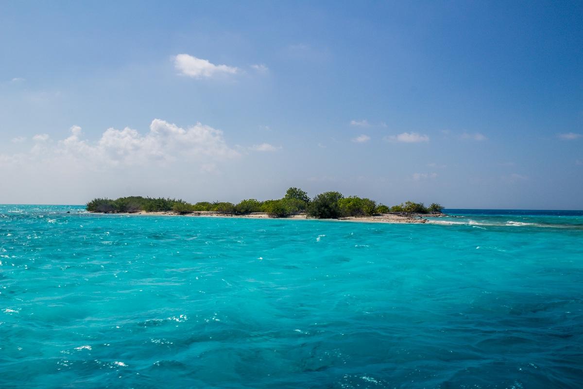 Pequeñas islas abandonadas