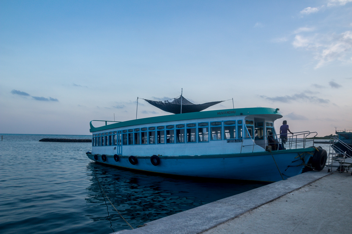 Ferry Male - Kaashidhoo