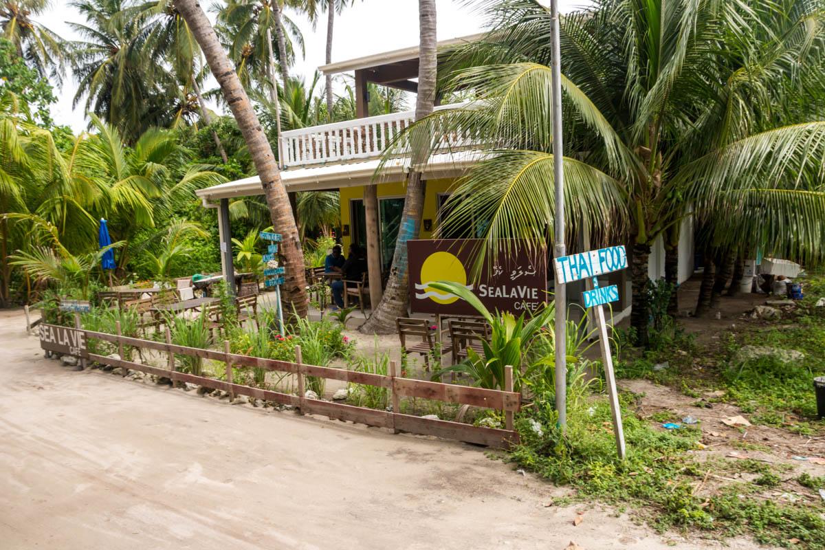 Restaurante Thai, Ukulhas