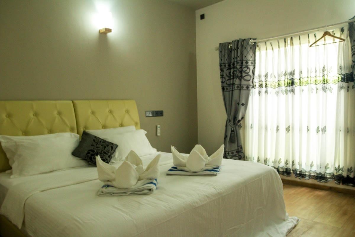 Habitación Doble, Ukulhas Inn