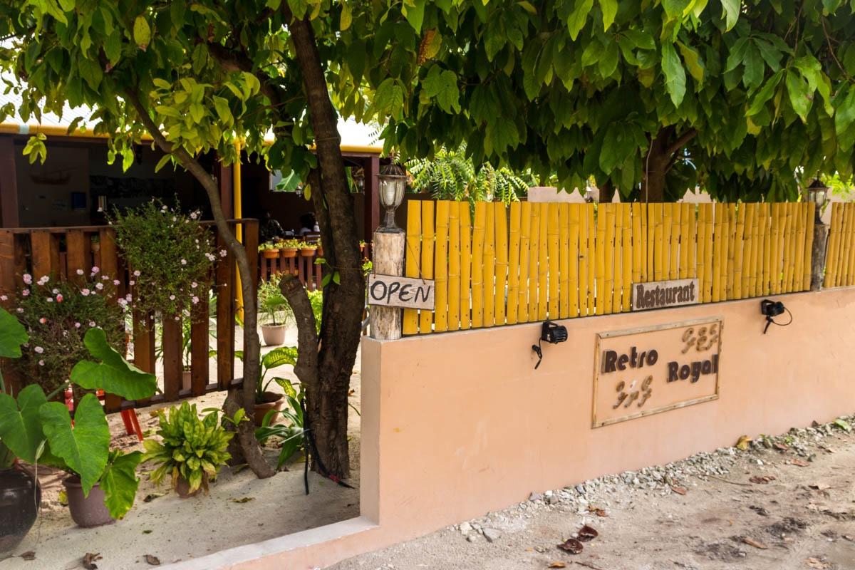 Restaurantes locales de Ukulhas