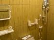 Baño de la habitación, Ukulhas Inn
