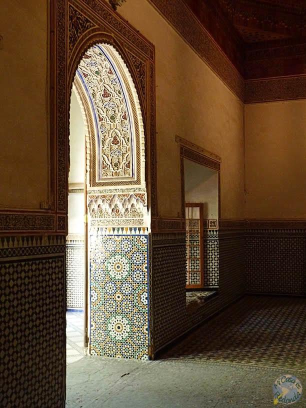 Puertas en el palacio