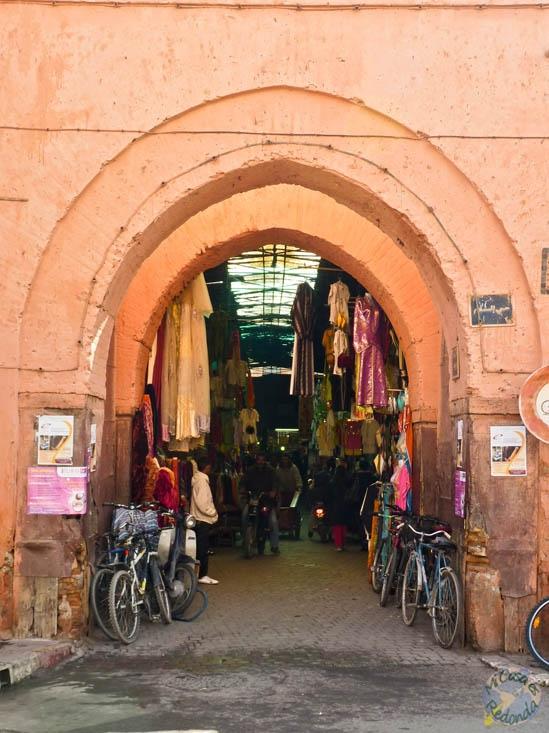 Calles de la Medina, Marrakech