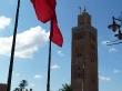 La mezquita de la Koutubia, Marrakech