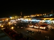 La plaza Djemaa El Fna, el centro de Marrakech