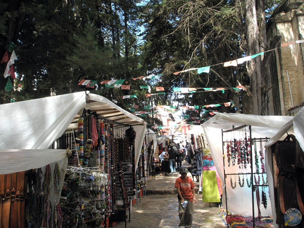 Mercado en San Cristobal
