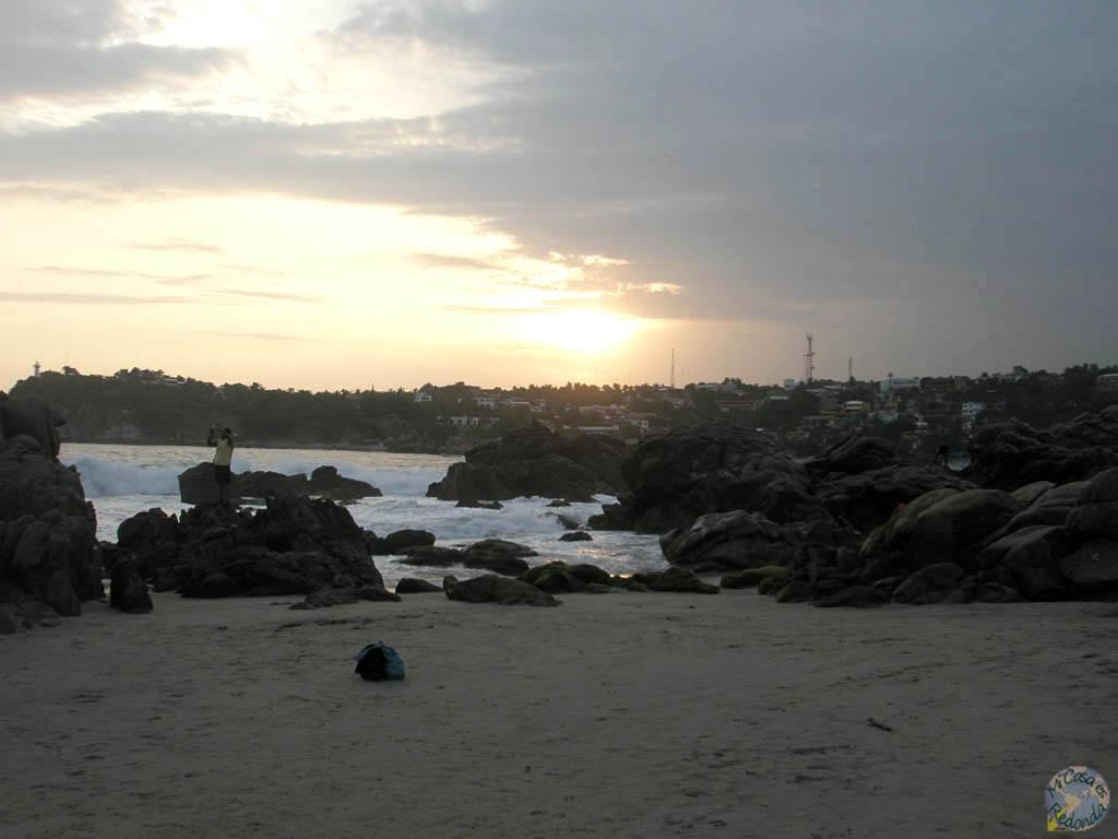 Playas de Puerto Escondido, Oaxaca