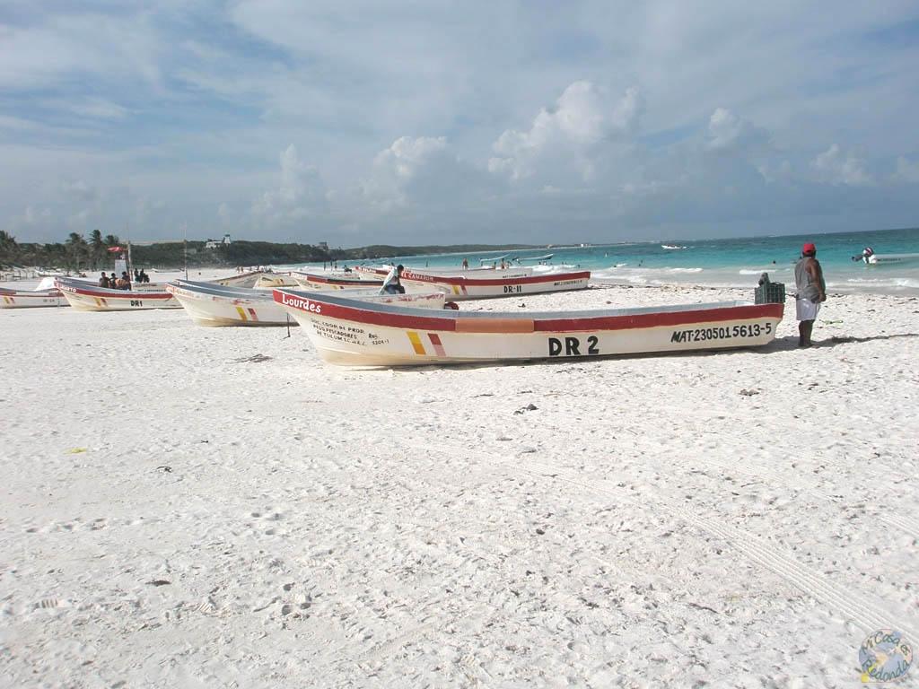 Playas en Tulum