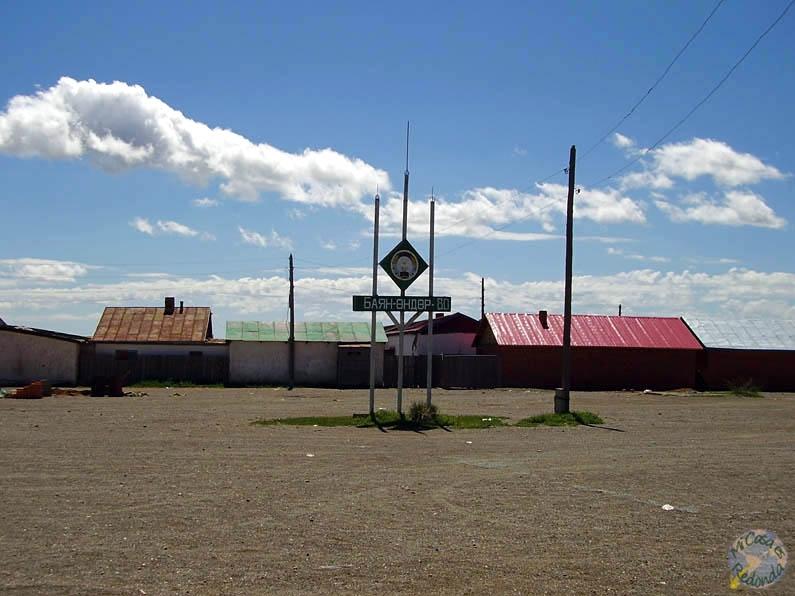 Erdenedalay, pueblo en mitad de la nada