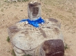 Una de las tortugas protectoras de Karakorum, la antigua capital mongol