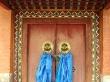 Las puertas del templo