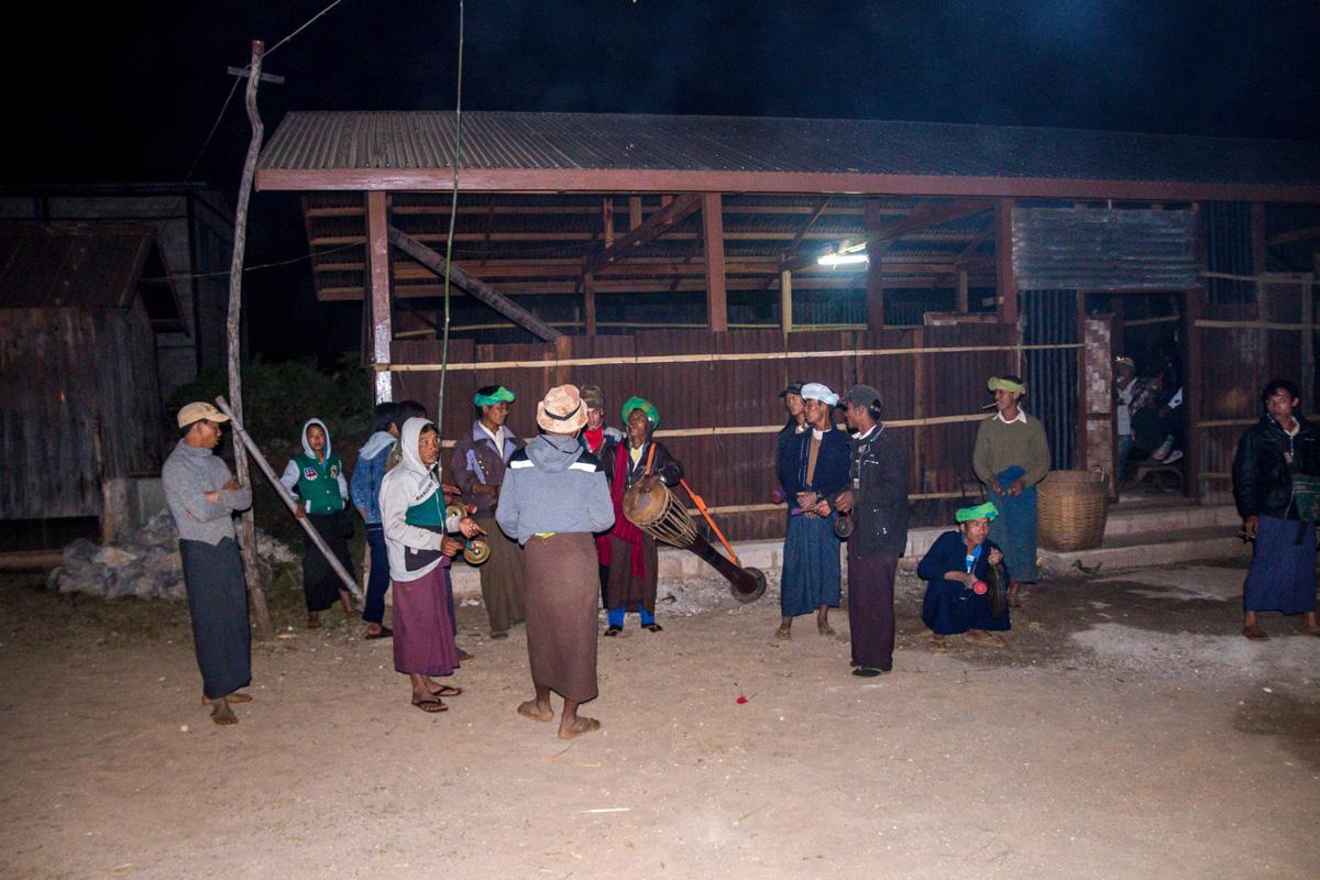 Festival en el pueblo!