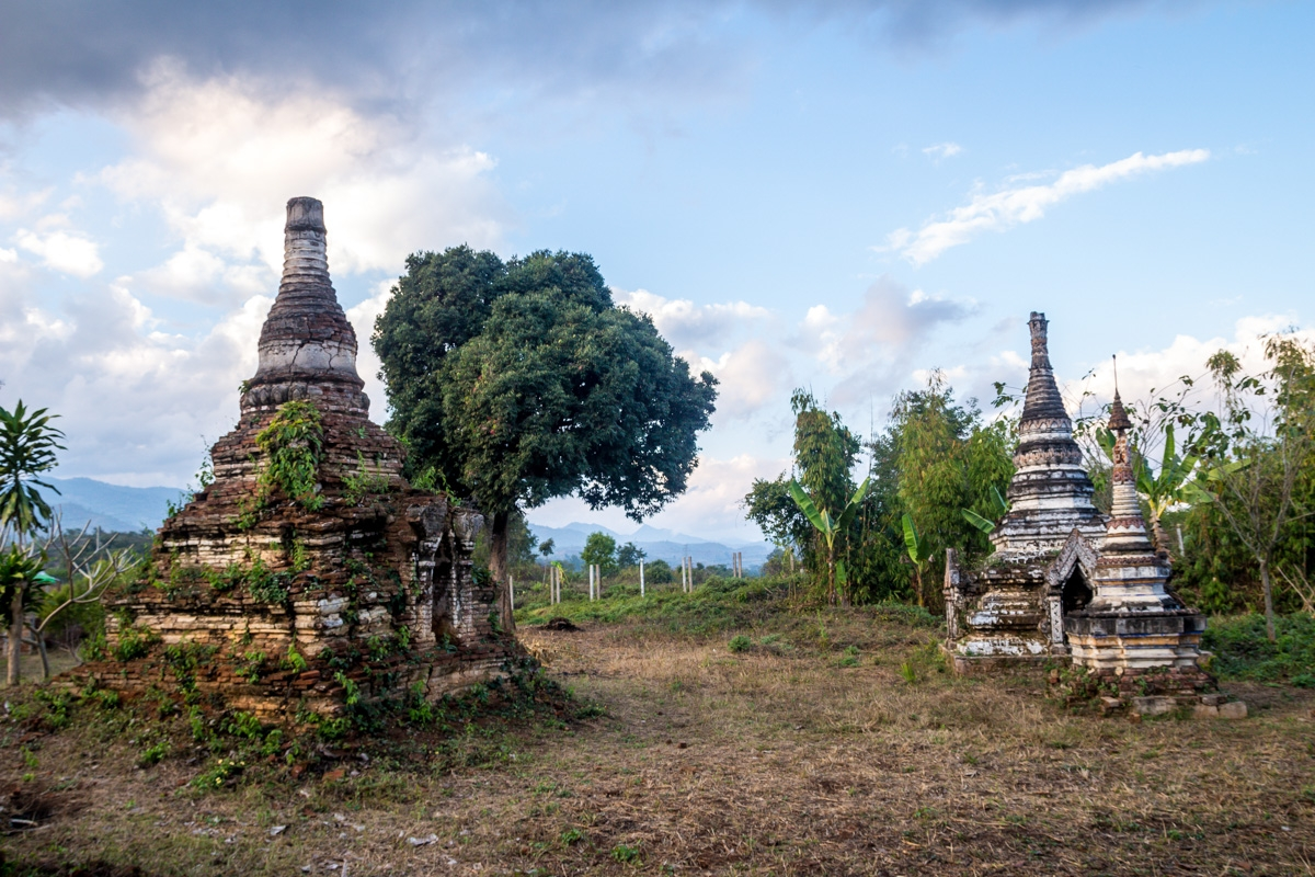 Little Bagan, Hsipaw