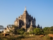 El imponente templo de Thabyinyu, Bagan