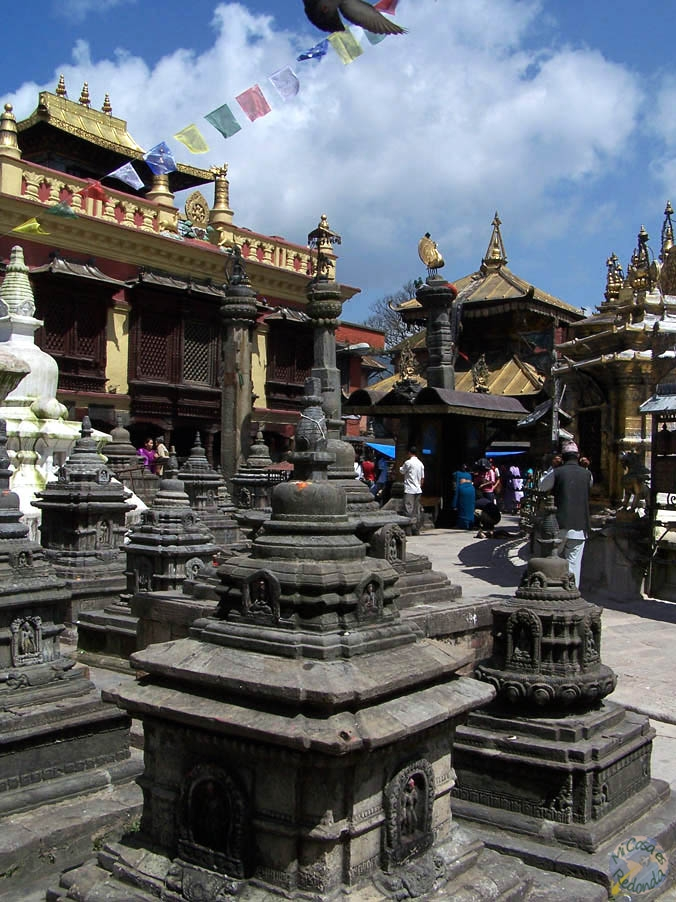 Y más templos