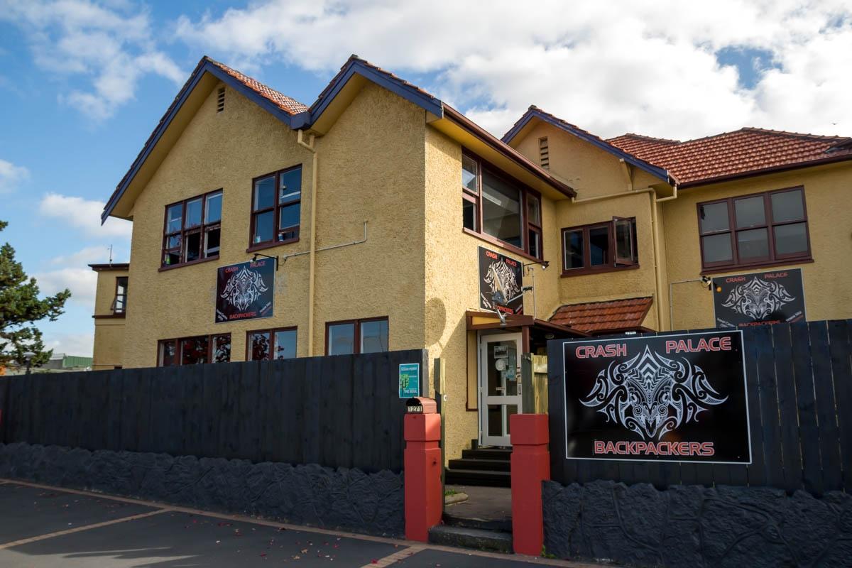 Hostel Crash Palace, Rotorua