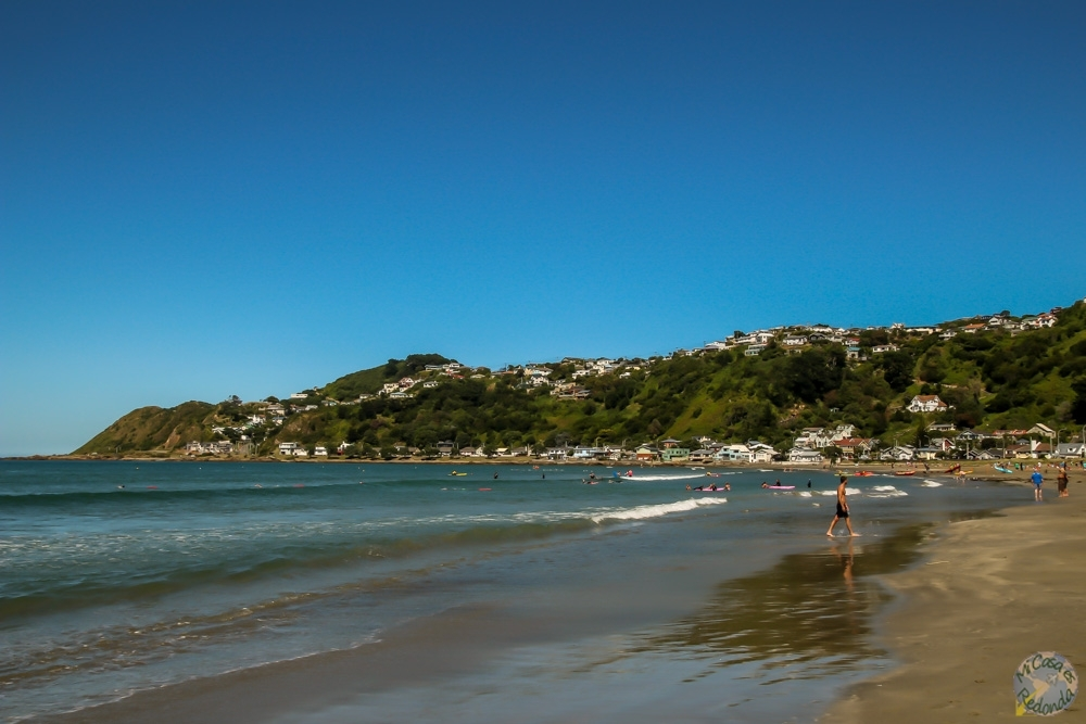 Lyall Beach, Wellington