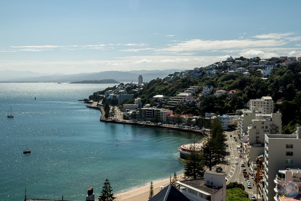 Oriental Bay, Wellington