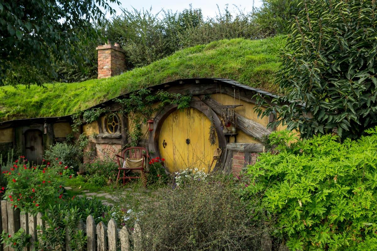 Agujero de Hobbit, La Comarca