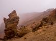 Camino a la cima del Tongariro