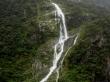 Cascadas por doquier en Milford Sound