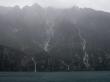 La niebla no se apiadó de nosotros, Milford Sound