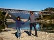 Puentes y ríos!