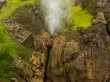 Chimenea de agua, Pancakes Rocks, Westland
