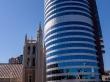 El edificio más alto de Wellington, desde nuestra ventana de la habitación