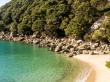 Espléndidas playas en Abel Tasman