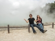 Nos hacen efecto los vapores, Wai-O-Tapu, Rotorua