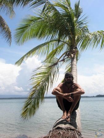 Haciendo el indio en el Caribe