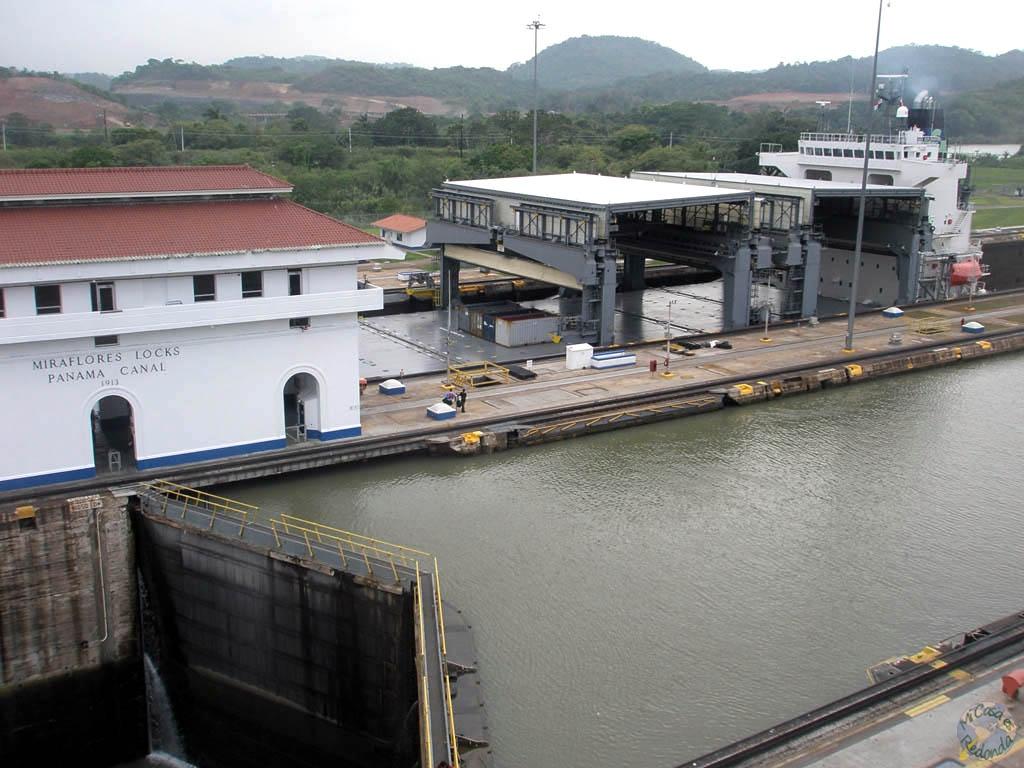 Las esclusas del canal
