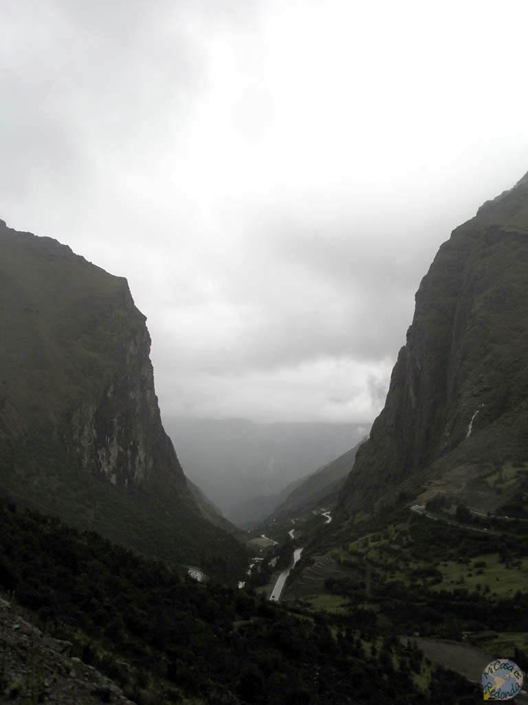 Camino de Machu Pichu