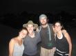 Con Anna, Laia y CJ