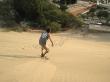 Sandboard!
