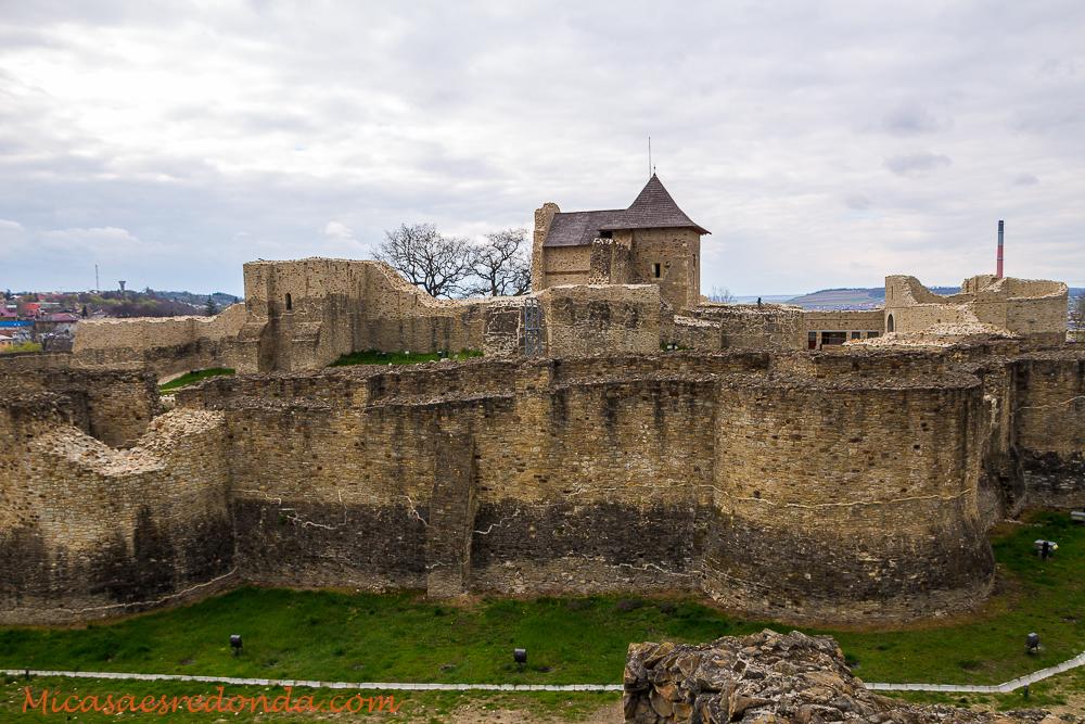 Fortaleza de Suceava