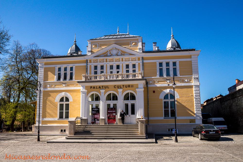 Centrul Cultural Municipal, Bistrita