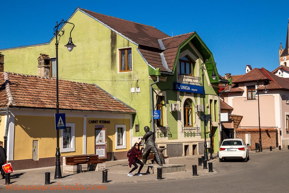 Plazas en Bistrita