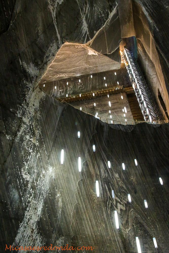 Minas de sal de Turda, Rumanía