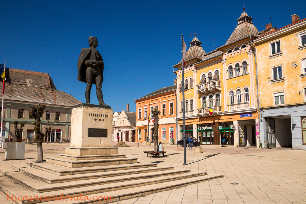 Plaza de Turda